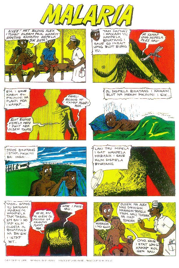 Robert Eklund's Tok Pisin Page